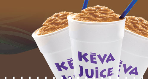 FREE Keva Koffee smoothie at K...